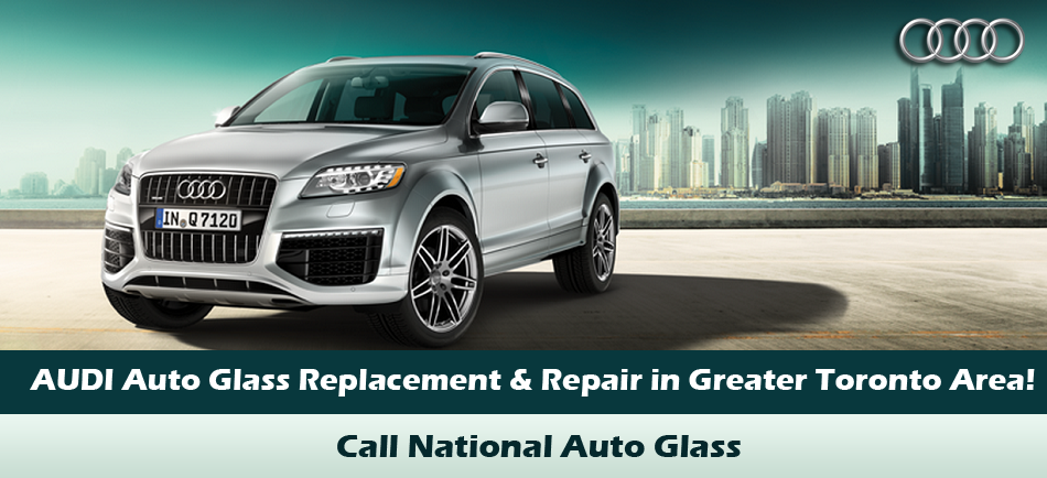 Audi Windshield Repair Toronto